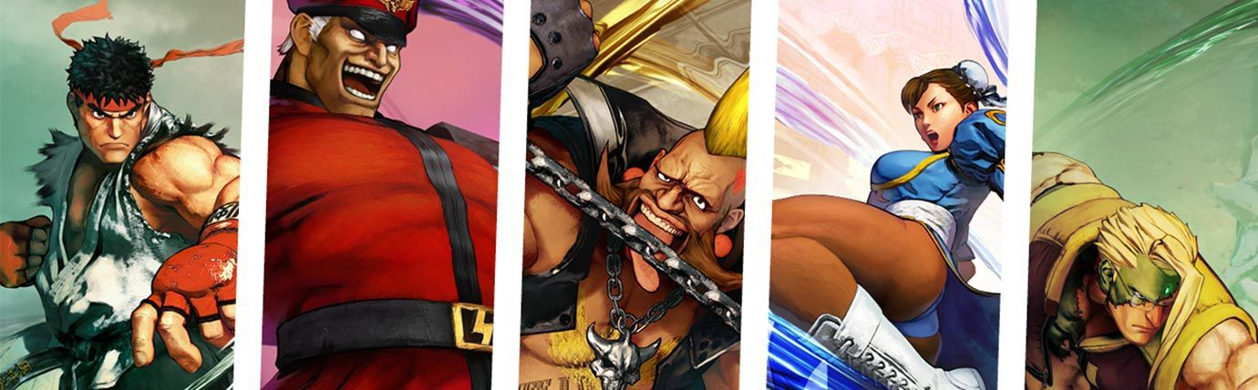 Street Fighter Capsule Collection