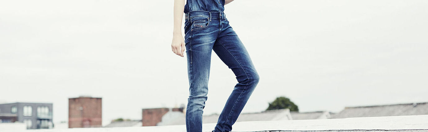 Shop Women's Denim Skinny Jeans