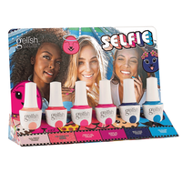 Gelish Selfie Summer - 6 count