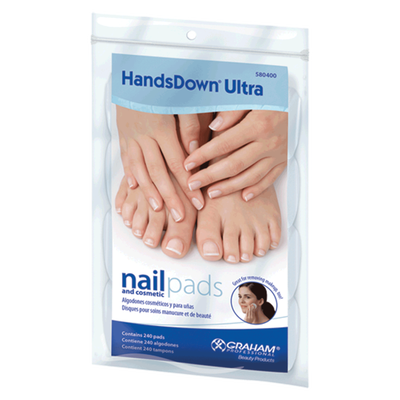 Ultra Nail & Cosmetic Pads