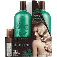 Green Meadow Shampoo & Conditioner with Infinite Shine Spray