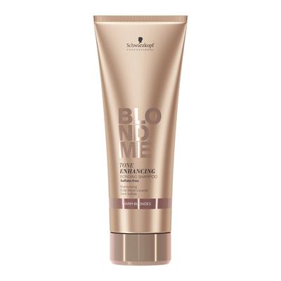 BlondMe - Tone Enhancing Bonding Shampoo for Warm Blondes
