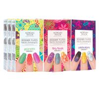 Nail Art Stamping Kit - 9 count display