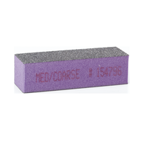 Purple Coarse Sani Blocks