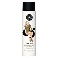 Rewind Reconstructing Shampoo