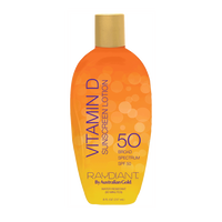 Raydiant SPF 50 Lotion Sunscreen