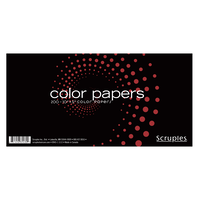 Scruples Haircolor Color Papers (10 x 5 Inches)