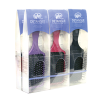 Paddle Brush Salon 6 piece display