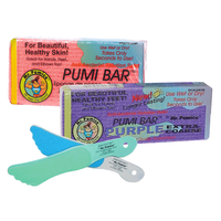 Mr. Pumice Pedi Essential Trio - Assorted Colors