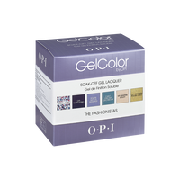 Gel Color The Fashionistas Kit