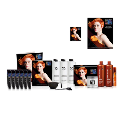 The Color XG Salon Intro Kit