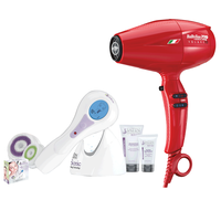 Babyliss Pro Red V2 Ferrari Dryer w/Hydracleanse Technology