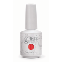 Gelish Red Matters Holiday