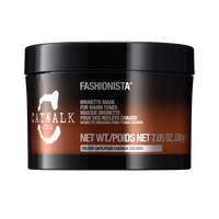 Catwalk - Fashionista Brunette Mask for Warm Tones