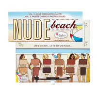Nude Beach - Nude Eyeshadow Palette