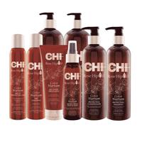 CHI Platinum Rose Hip Oil Salon Intro