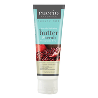 Cuccio Butter & Scrub - Pomegranate & Fig