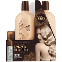 Sweet Almond Shampoo & Conditioner with Infinite Spray
