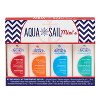 Aqua Sail 4 pack Mini Moisturizer Kit