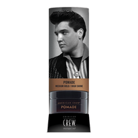Pomade with Elvis Gravity Feed