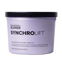 The Blonding System - SynchroLift Lightener