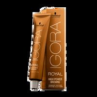 IGORA Royal High Power Browns