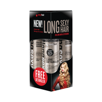 Long Sexy Hair Luxe Shampoo+Conditioner+Detangler