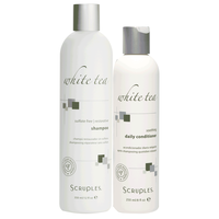 White Tea Soothing Shampoo & Conditioner Duo