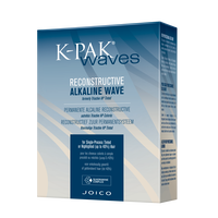 Alkaline Wave for Color Treated Hair