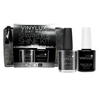 Vinylux Sparkle and Shine