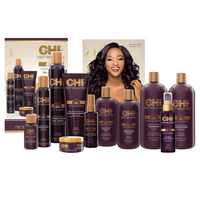 CHI Deep Brilliance Platinum Salon Intro