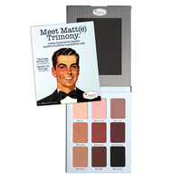 Meet Matt(e) Trimony® Eyeshadow Palette