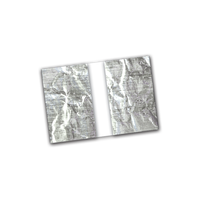 Transparent Window Foil 35–Pack
