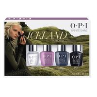 Iceland Collection - 4 Mini Infinite Shine