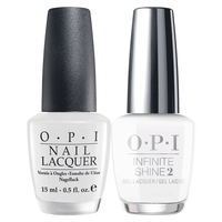 Infinite Shine/Lacquer Duo - Alpine Snow