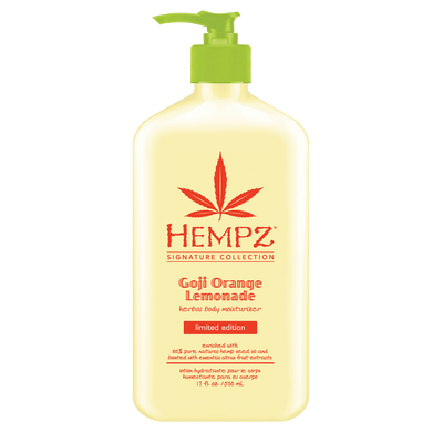 Goji Orange Lemonade Moisturizer