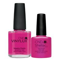Shellac/Vinylux Tutti Frutti Duo