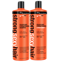 Strong Sexy Hair Shampoo & Conditioner Liter Duo