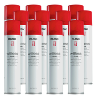 W8Less Plus Hairspray 80% VOC - 12 count