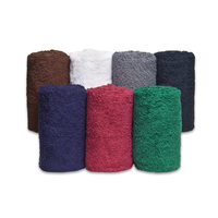 ColorSafe Green Towels