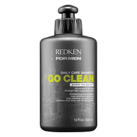 For Men Go Clean Daily Care Shampoo