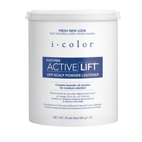 i.color Active Lift Off Scalp Powder Lightener