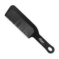Anti-Static Clipper Comb - Black