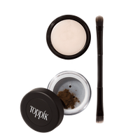 Brow Building Fiber Set - Dark Brown