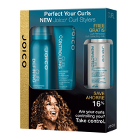 Curl Styler Intro