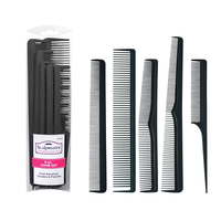 Scalpmasters Comb Set - 6 count