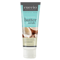 Coconut & White Ginger Butter and Scrub