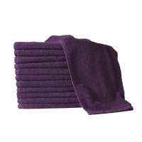 Royale Deluxe Purple Towel