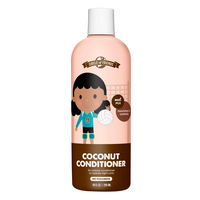 Coconut Conditioner for Coily Hair