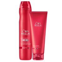Brilliance Shampoo & Conditioner Duo for coarse hair